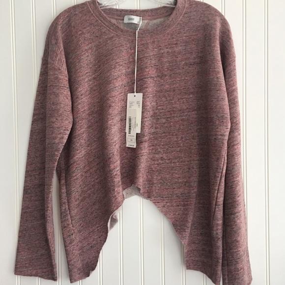 CLOSED Tops - CLOSED lightweight sweatshirt SIZE XS